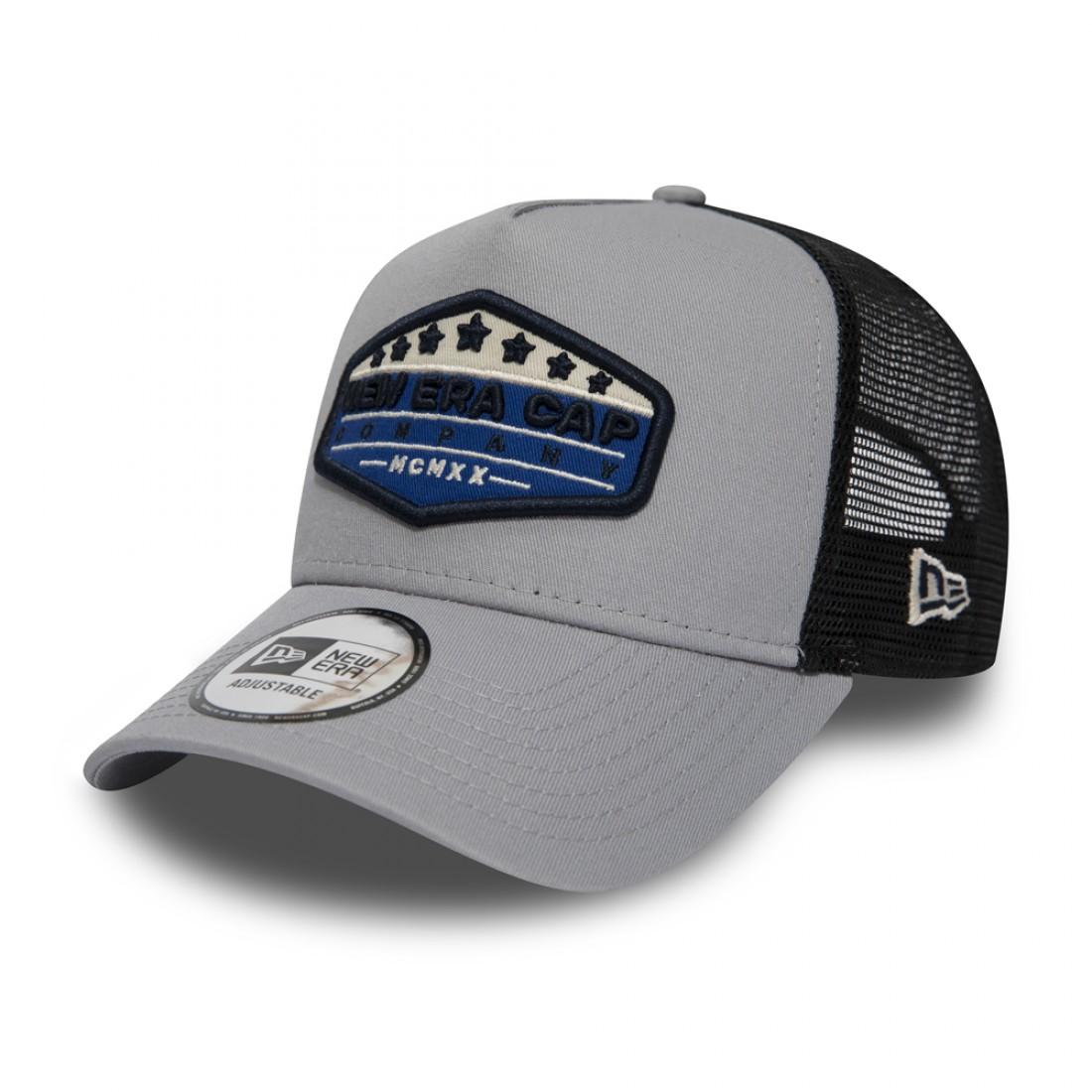 New Era Καπέλο Patch Grey A Frame Trucker 699ebddbcc
