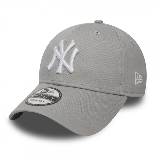 New York Yankees Essential Grey 9FORTY