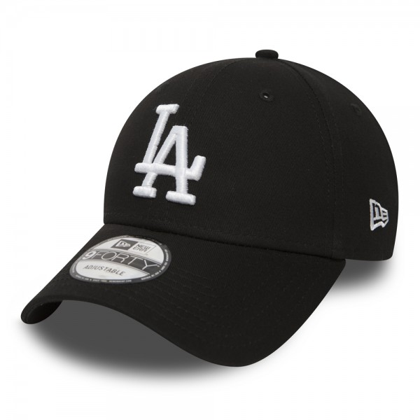 Los Angeles Dodgers Essential Black 9FORTY