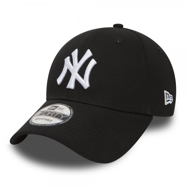 New York Yankees Essential Black 9FORTY