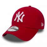 New York Yankees Essential Scarlet 9FORTY