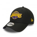 Los Angeles Lakers Hook Black 9FORTY Cap