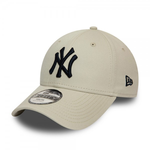 Παιδικό New York Yankees Essential Kids Stone 9FORTY